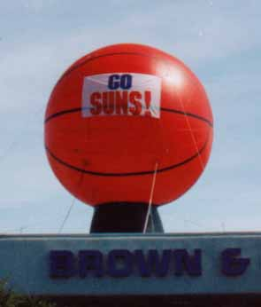 basketball inflatable available for rent.