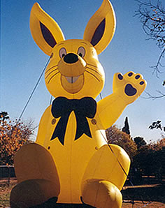 Yellow Rabbit